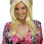 Mod Girl Wig Blonde