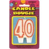Candle 40
