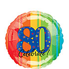 A Year 80 Celebrate Balloon