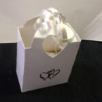 favor Boxes Linked At Heart 12ct