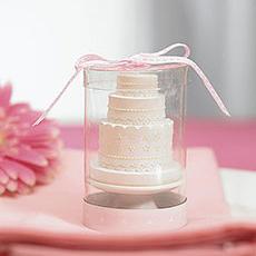 Candle Wedding Cake