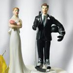 Cake Topper Bride