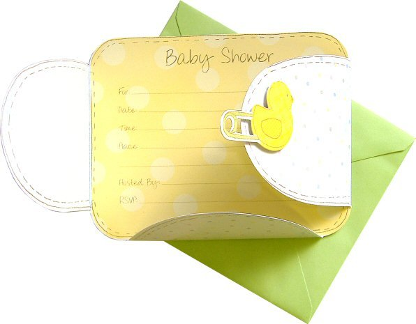 Baby Shower invitations 8ct