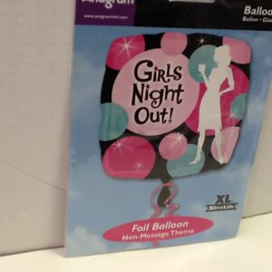 Balloon Girls Night Out 18in