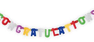 Banner Congratulations Letter Banner