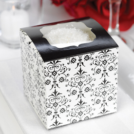 Favor Cupcake Boxes 24ct