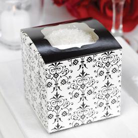 Favor Cupcake Boxes 24ct