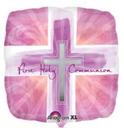 Balloon Holy Communion