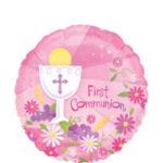 Balloon First Communion
