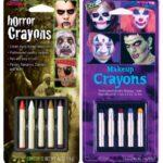 5  Makeup Crayons