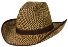 Cowboy Hat 2 Tone