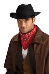 Cowboy Hat Felt Black