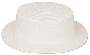 Skimmer Plastic Hat