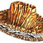 Cowboy Hat Animal Print
