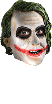 Joker Mask Adult