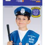 Police Accessory Kit  Kids