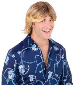 Ladies Man Blonde Wig