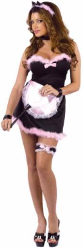 French Maid Pink