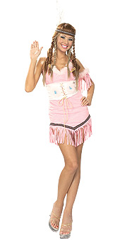 Cherokee Indian Maiden