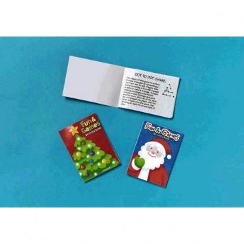Stocking Stuffer Mini Activity Books 8ct