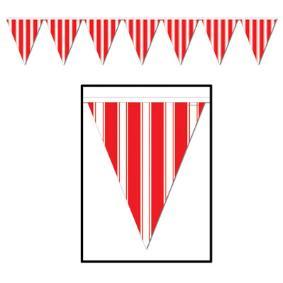 Circus Pennant Banner