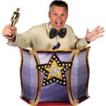 Photo Prop Star Podium