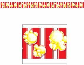 Pop Corn Party Tape