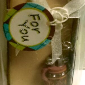 Golf Favor Key Chain