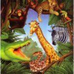 Jungle Safari Beverage Napkins