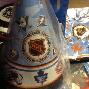 Hockey Faceoff Hats