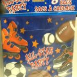 All Sports Extra Loot Bags 8ct