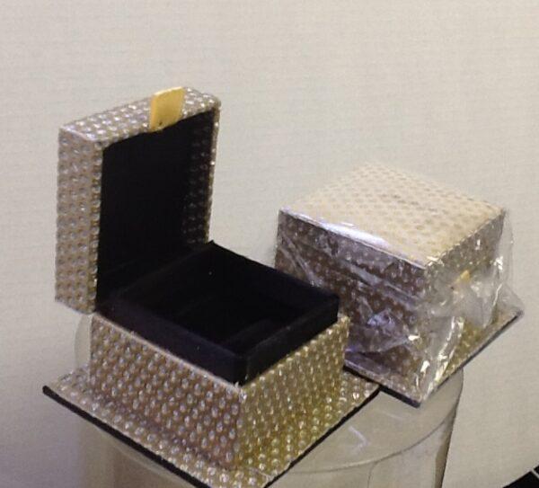 """A Elegant Ring Box """