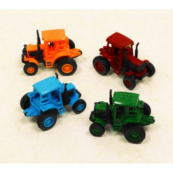 Barn Farm Tractor Toy