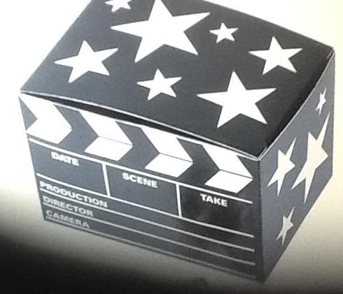 Favor Boxes 6ct