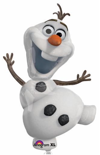 Balloon Frozen Olaf 41 in
