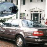 Wedding Car Decor Cling Wedding party