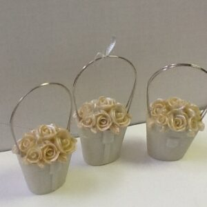 Place card/Table Number Holder Rose