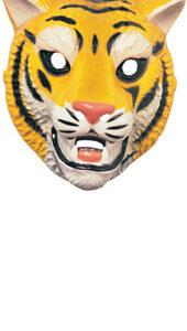 Tiger Mask  Plastic