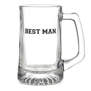 Wedding party Bestman Beer Mug