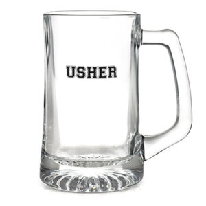 Wedding Party  Usher Beermug