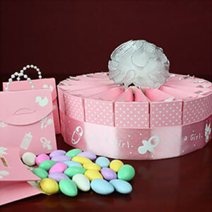 A Favor Kit Its A  Girl  20ct