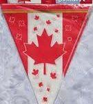 Canada  Banner 12 feet Maple Leaf