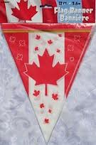 Canada  Banner 12 feet Maple Leaf
