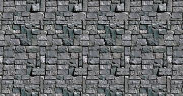 A Medieval Stone Wall Scene Setter 4ftxt30ft
