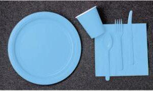 P Carribean Blue Napkins luncheon  50 ct