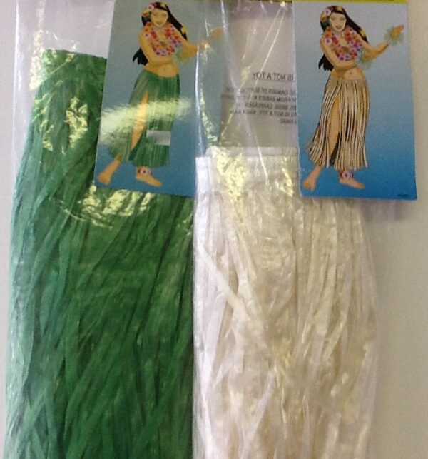 Hula Skirt Beige  Color
