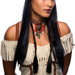 Indian  Native  Wig