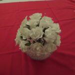 Centerpiece Round Vase