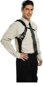 Police Holster Shoulder