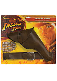Indiana jones Holster and Gun